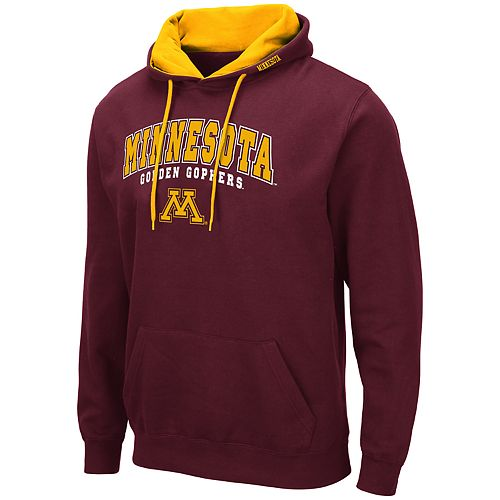 Men's NCAA Minnesota Golden Gophers Pullover Hooded Fleece