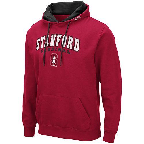 Men's NCAA Stanford Cardinals Pullover Hooded Fleece