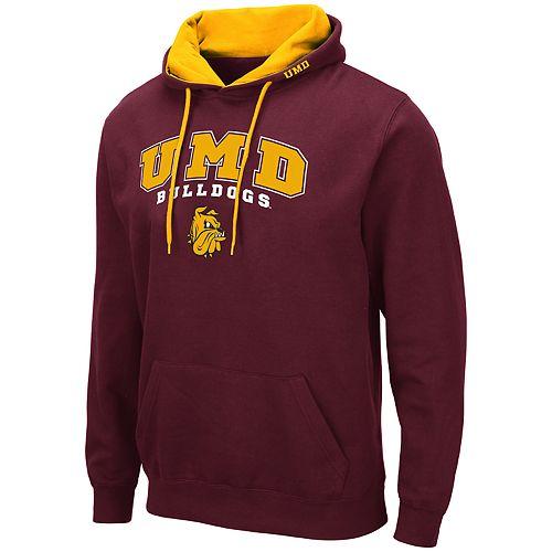 Men's NCAA Minnesota - Duluth Bulldogs Pullover Hooded Fleece