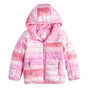 Toddler Girl ZeroXposur Puffer Jacket