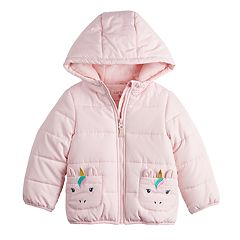 9bd7571d5 Girls Carter's Winter Coats & Jackets - Clothing | Kohl's