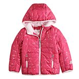 Toddler Girl ZeroXposur Hooded Puffer Jacket