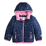 Toddler Girl ZeroXposur Galaxy Hooded Jacket