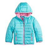 Toddler Girl ZeroXposur Puffer Hooded Jacket
