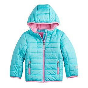 Toddler Girl ZeroXposur Puffer Hooded Jacket