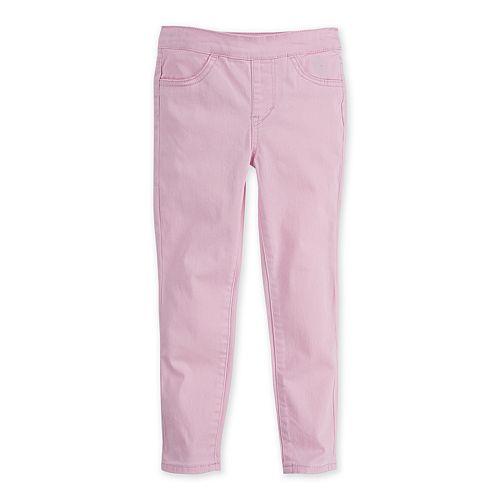 Girls 4-6x Levi's® Stretch Denim Pull-On Jeggings