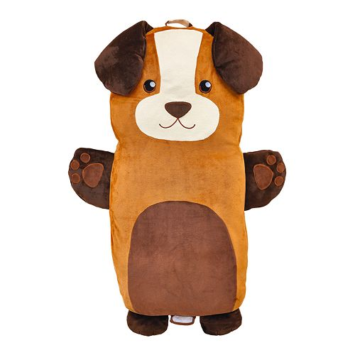 Animal Adventure Soft Landing Luxe Loungers Dog Character Cushion