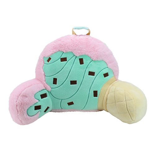 Animal Adventure Soft Landing Nesting Nooks Ice Cream Character Backrest