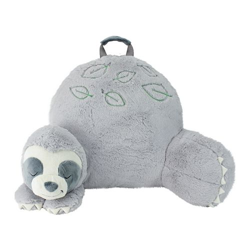 Animal Adventure Soft Landing Nesting Nooks Sloth Character Backrest