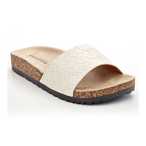 Henry Ferrera Cabana Women's Slide Sandals