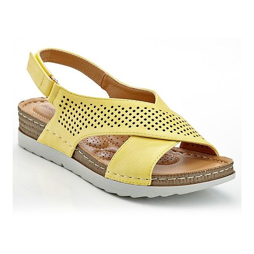 Henry Ferrera Comfort Women's Strappy Sandals