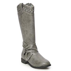 SO® Jen Girls' Western Boots