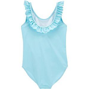 Girls 4-14 Oshkosh B'gosh® Flip Sequin Mermaid One Piece Swimsuit