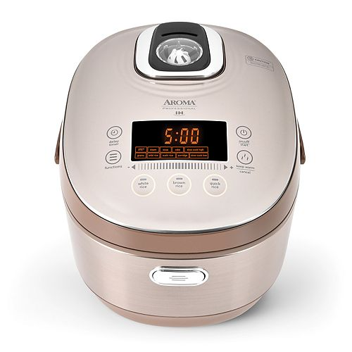 Aroma Professional 20-Cup Digital Turbo Convection Induction Rice Cooker / Multicooker
