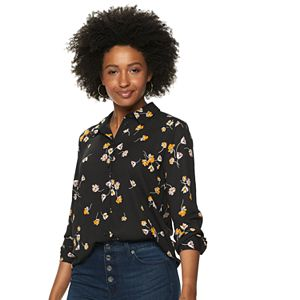 Women's POPSUGAR Essential Button Down Shirt