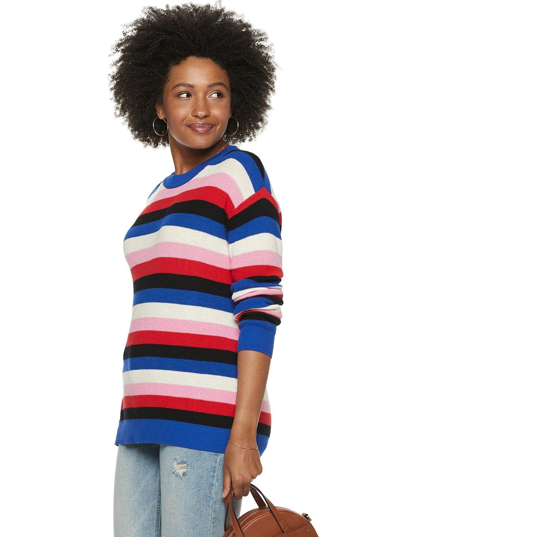 Women's POPSUGAR Puff-Sleeve Sweater