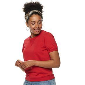 Women's POPSUGAR Short Sleeve Sweatshirt