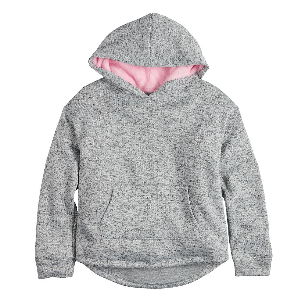 Girls 7-16 Mudd® Cozy Fleece Hoodie