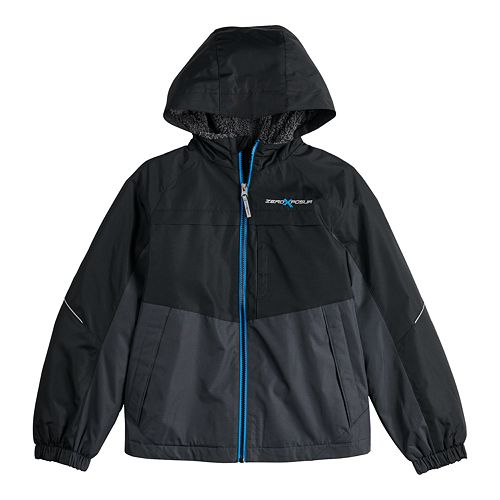 Boys 8-20 ZeroXposur Traveler Berber Windbreaker Jacket