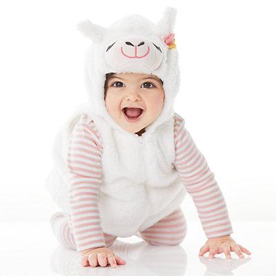 Baby Girl Carter's Little Llama Halloween Costume