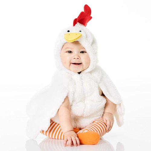 Baby Carter's Little Chicken Halloween Costume