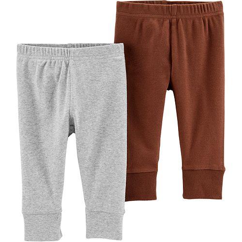 Baby Boy Carter's 2-Pack Organic Pants