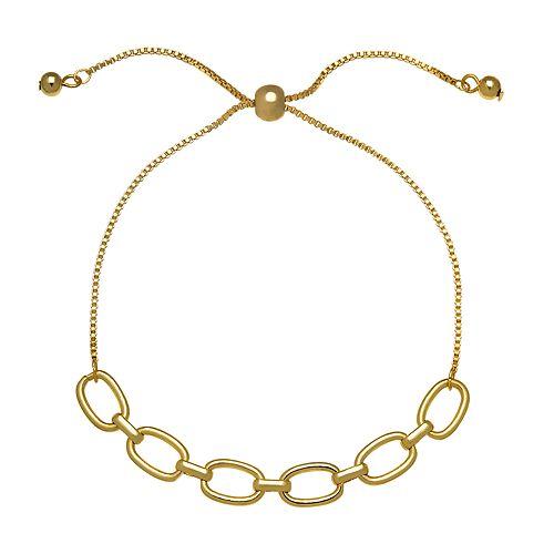 LC Lauren Conrad Chain Link Adjustable Bracelet