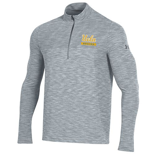 Men's NCAA UCLA Bruins Vanish Seamless 1/4 Zip