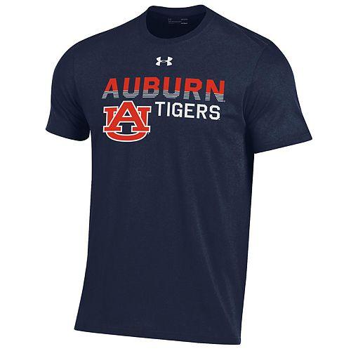 Men's NCAA Auburn Tigers Performance Cotton Short Sleeve Tee