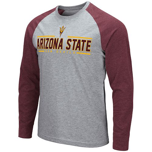 Men's NCAA Arizona State Sun Devils Long Sleeve Tee