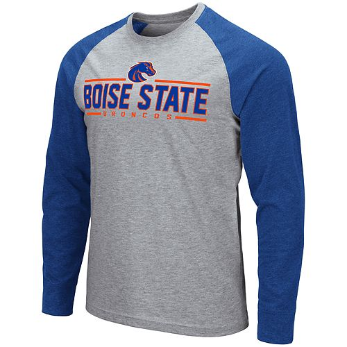 Men's NCAA Boise State Broncos Long Sleeve Tee