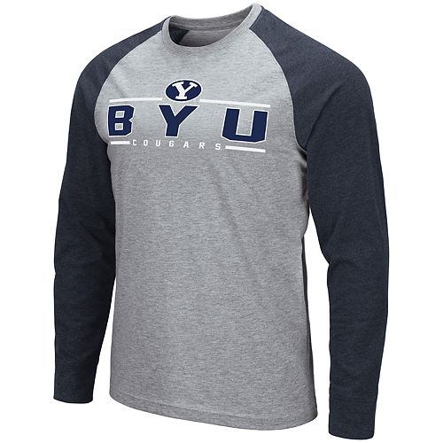 Men's NCAA BYU Cougars Weisshorn Long Sleeve Tee