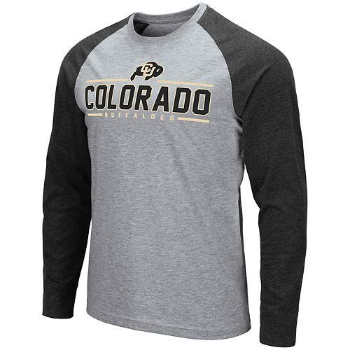 Men's NCAA Colorado Buffaloes Weisshorn Long Sleeve Tee