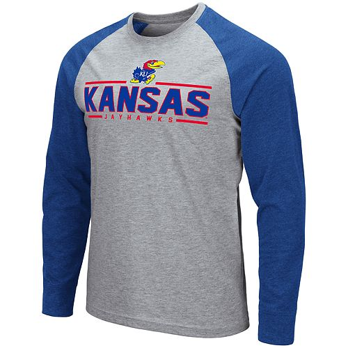 Men's NCAA Weisshorn Long Sleeve Tee