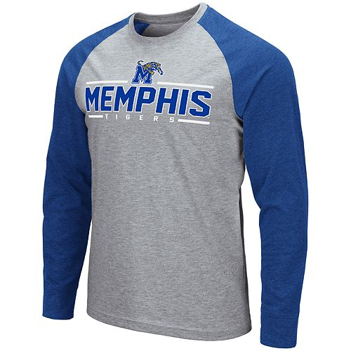 Men's NCAA Weisshorn Memphis Long Sleeve Tee