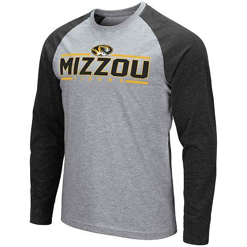 Men's NCAA Weisshorn Mizzou Long Sleeve Tee