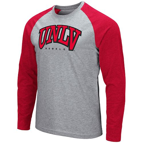 Men's NCAA Weisshorn UNLV Long Sleeve Tee