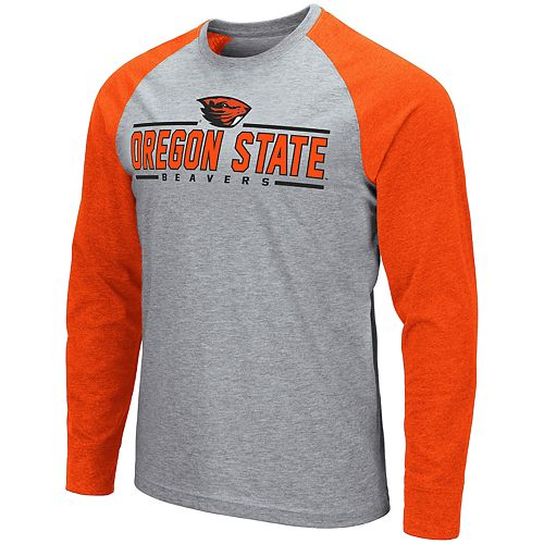 Men's NCAA Weisshorn Oregon State Long Sleeve Tee