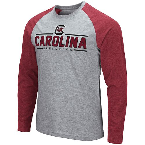 Men's NCAA Carolina Gamecocks Weisshorn Long Sleeve Tee