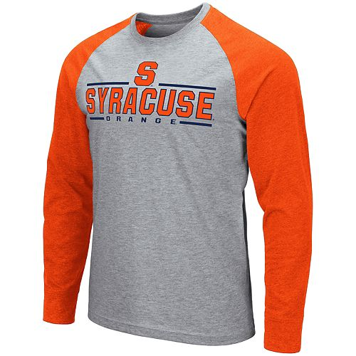 Men's NCAA Syracuse Orange Weisshorn Long Sleeve Tee