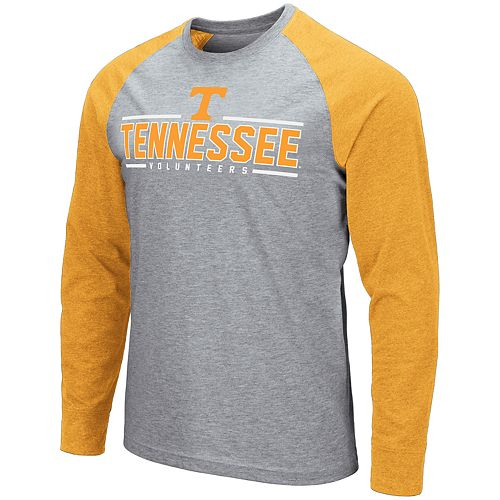 Men's NCAA Tennessee Volunteers Weisshorn Long Sleeve Tee