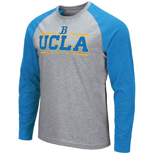 Men's NCAA UCLA Bruins Weisshorn Long Sleeve Tee