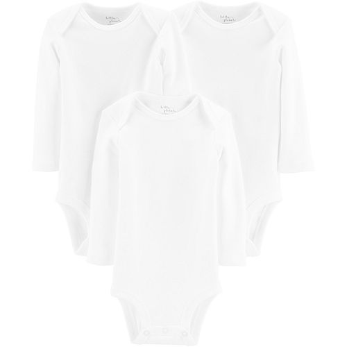 Baby Neutral Carter's 3-Pack Certified Organic Bodysuits