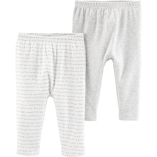 Baby Neutral Carter's 2-Pack Organic Pants
