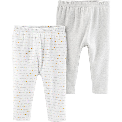 Carters Boys 2T-8 Lined Canvas Pants