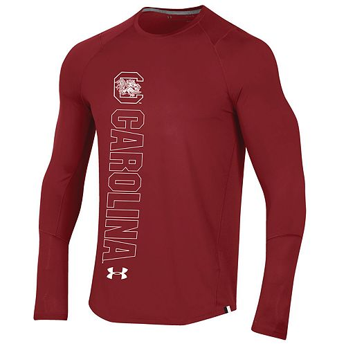 Men's South Carolina Gamecocks Sideline Long Sleeve Training Tee