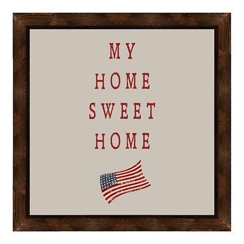 Artissimo Designs Home Sweet Home Wall Decor