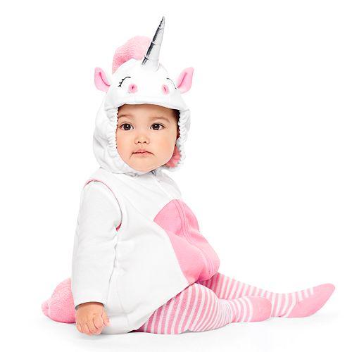 Baby Girl Carter's Little Unicorn Halloween Costume