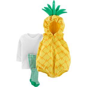 Baby Carter's Little Pineapple Halloween Costume