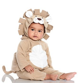 Baby Carter's Little Lion Halloween Costume